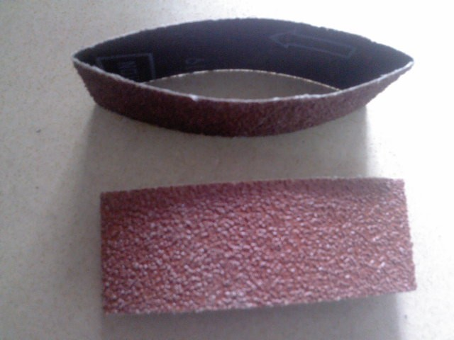 10 Pieces Of  86*50mm  Polishing Belt Abrasive Belts For Drum Wheel