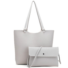 MONNET CAUTHY Female Bags Concise Leisure New Fashion Korean Style Office Ladies Handbags Solid Color Pink