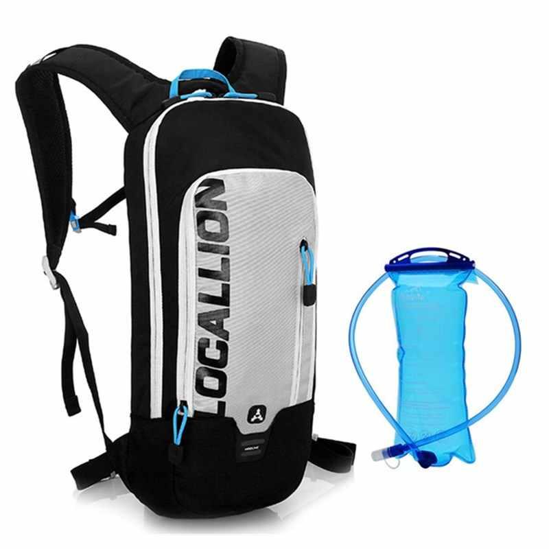 Водонепроницаемая сумка для велосипеда сверхлегкий спортивный Воздухопроницаемый рюкзак велосипедная сумка Портативная сумка для воды рюкзак для велосипедных прогулок спортивная сумка