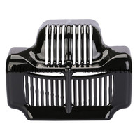 Free Shipping Motorcycle Chrome Oil Cooler REGULATOR COVER Harley Touring TRIKE 2011 2015