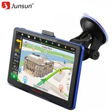 "Junsun Rusia 7 ""GPS Navigator 8 GB Navitel mapa Permanente actualización gratuita navegantes"