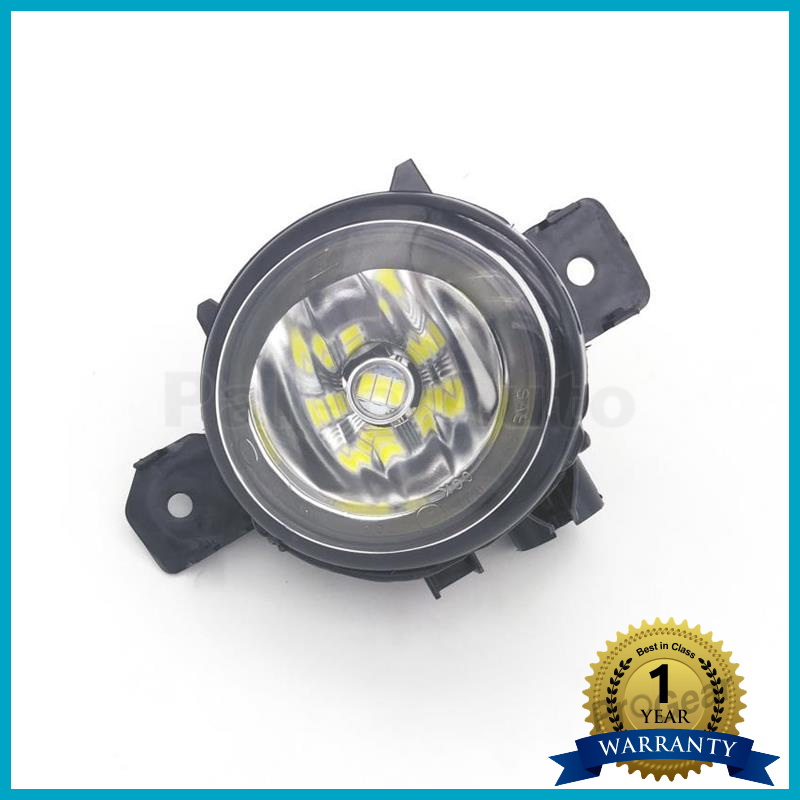 Car LED Super Bright For BMW X5 E70 2009 2010 2011 2012 2013 LED MTECH M TECH OEM Replacement Clear Fog Light Lamp Left Side car rear trunk security shield shade cargo cover for nissan qashqai 2008 2009 2010 2011 2012 2013 black beige