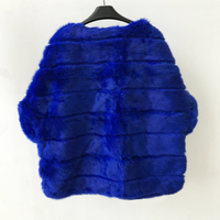 Real Fur Coat Rabbit Fur Coat Real Fur Short Jacket Factory Real Price Plus Size Winter Coat Women tsr475
