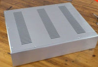 DIY big Aluminum enclosure /DAC case/ amplifier chassis BOX 480*100*358mm
