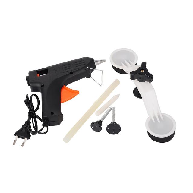 CHIZIYO car styling covers car body damage repair removal tool glue gun diypaint care car repair tools kit fix it pop a dent g40