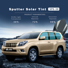 30 Sputter Window Tints with UV Resistant Hardcoat font b exterior b font Window Films 152cmx30m