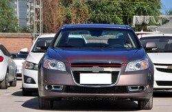 Dla Chevy EPICA 2007-2012 zewnętrzna przednia maska samochodu osłona grilla pokrywa osłonowa maski akcesoria samochodowe do stylizacji