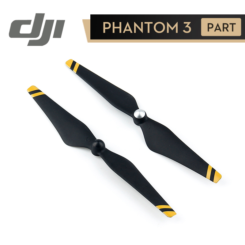 DJI Phantom 3 Propellers 9450 Carbon Fiber Reinforced Stripes Self-tightening Propellers Phantom 3 Professional Accessories 4 pairs 9 9443 self tightening propeller prop for dji phantom 2 vision plus