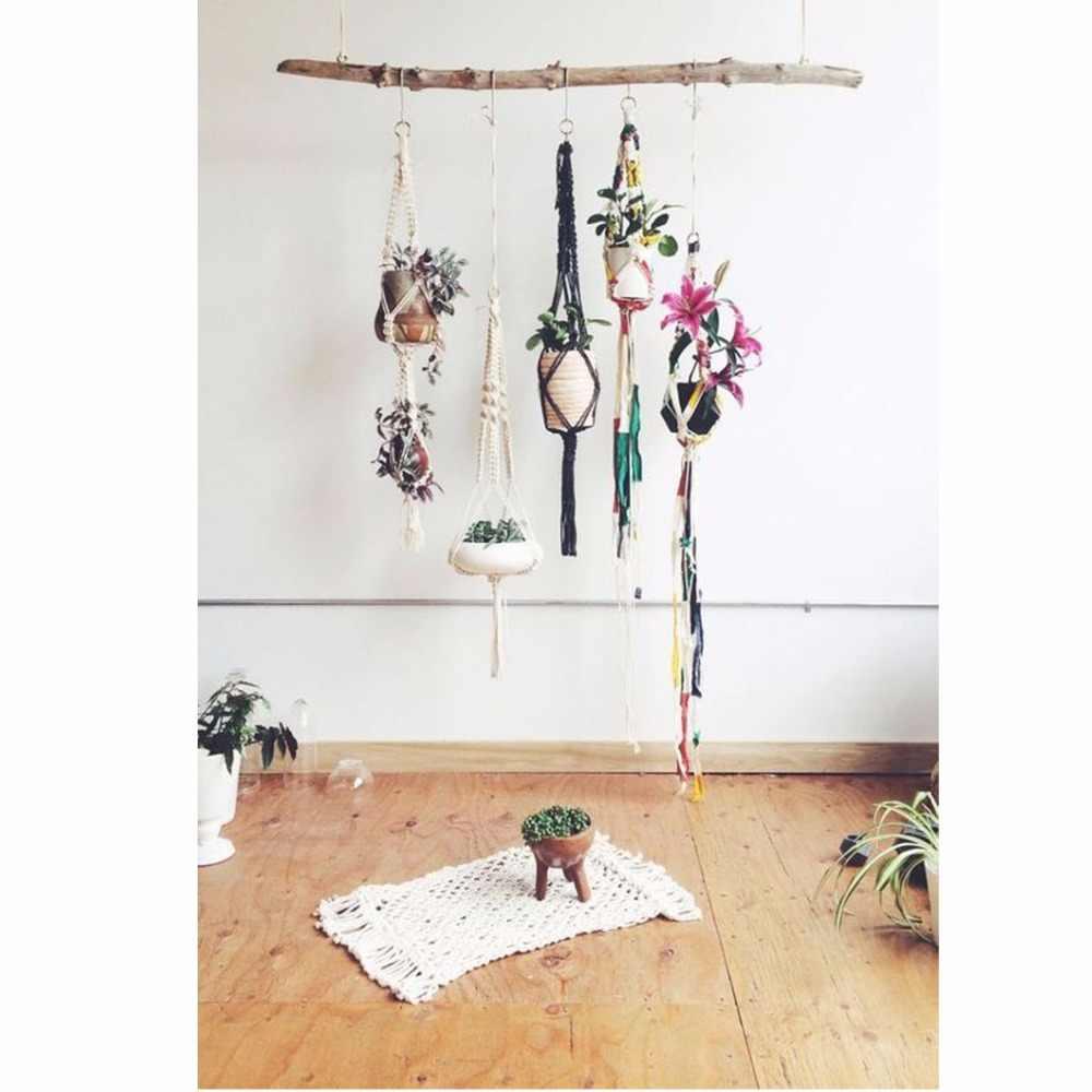 5mmx 100m Geflochtene Baumwolle Seil Verdreht Schnur Seil DIY Handwerk Macrame Woven String Home Textil Zubehör Handwerk Geschenk Beige khaki