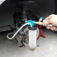 Professional Auto Car Brake Fluid Oil Change Replacement Tool Hydraulic Clutch Oil Pump Oil Bleeder Empty