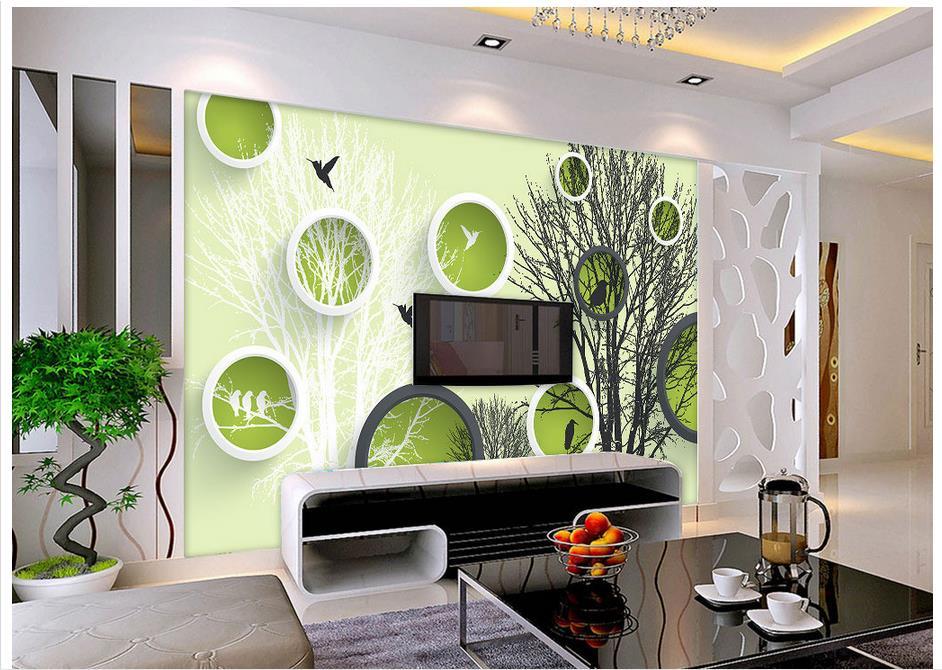 Tapete Design-kaufen Billigtapete Design Partien Aus China Tapete ... Wohnzimmer Design Tapeten