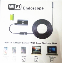 5.5mm 2M/5M For Android and ISO WIFI Endoscope Camera