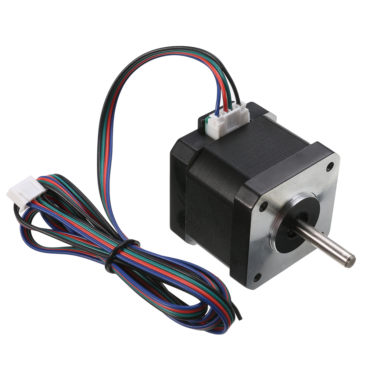 цена на CNC 1.8 Degree Stepper Motor 1.7A 2 Phase NEMA17 40mm 4-wire Stepper Motor For 3D Printer Accessories