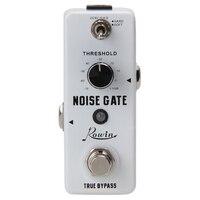 Donner Noise Killer Guitar Noise Gate Suppressor Effect Pedal True Bypass Guitar Parts Accessories