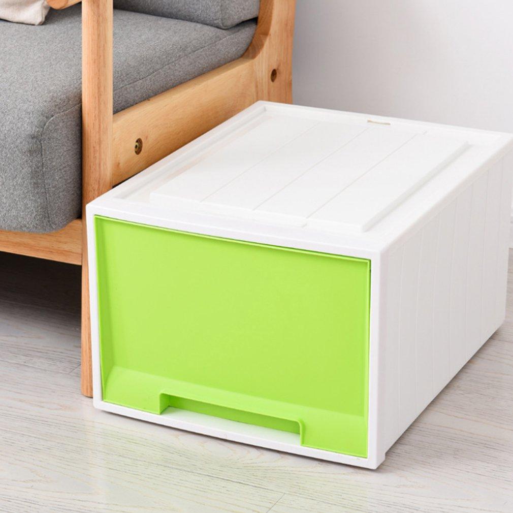 Organizer-Holder Storage-Box Cabinets Transparent Plastic Drawer Jewelry Desktop Candy