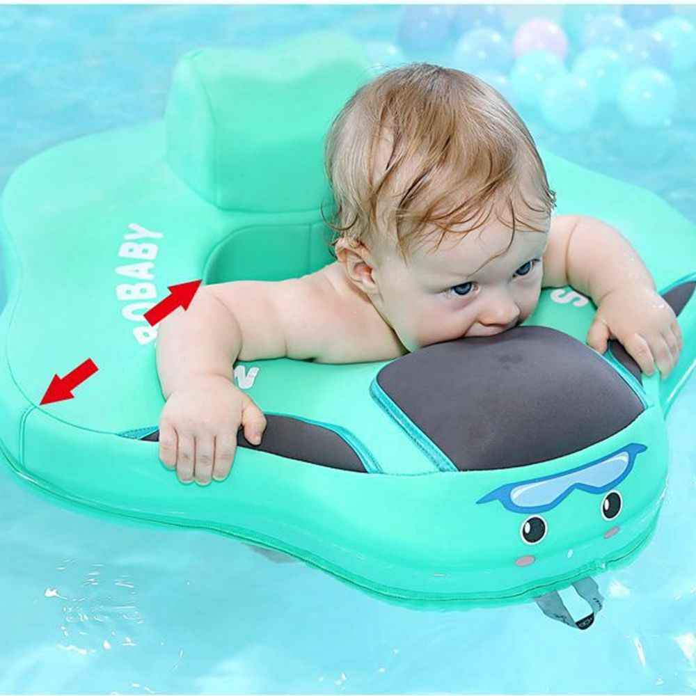 Baby Solid Float Ring Infant Toddler Safety Aquatics Swim Floating Swimming Pool School Training vests Swim Trainer
