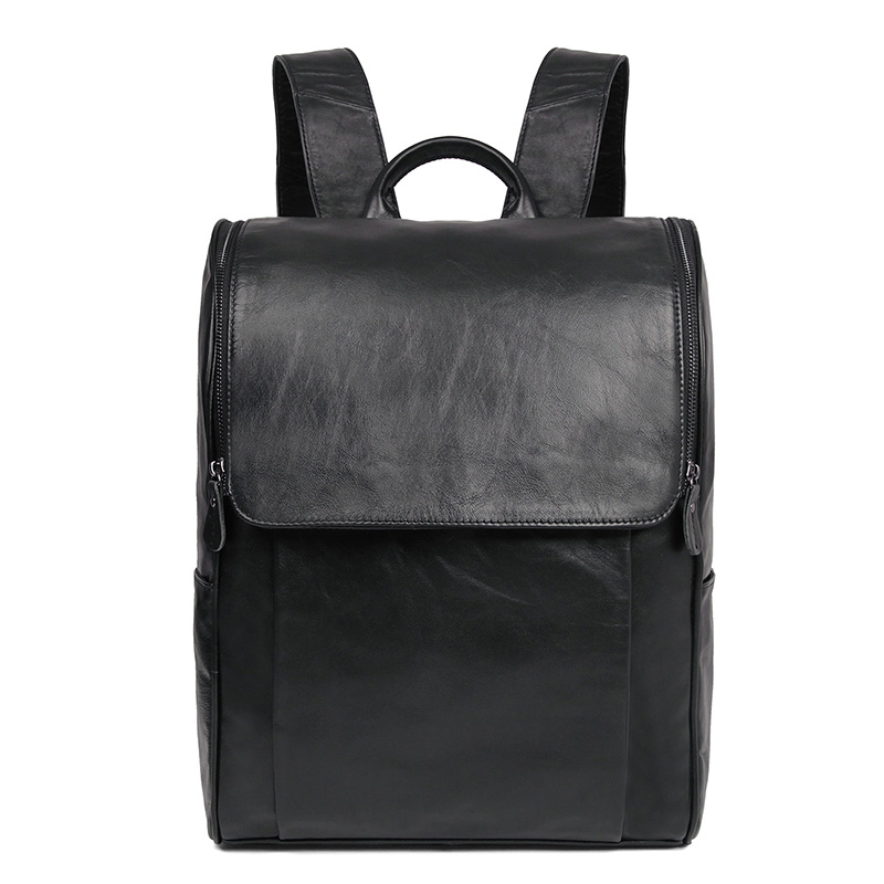 J.M.D New Arrival Real Leather Backpack Mens Laptop Backpack School BagJ.M.D New Arrival Real Leather Backpack Mens Laptop Backpack School Bag
