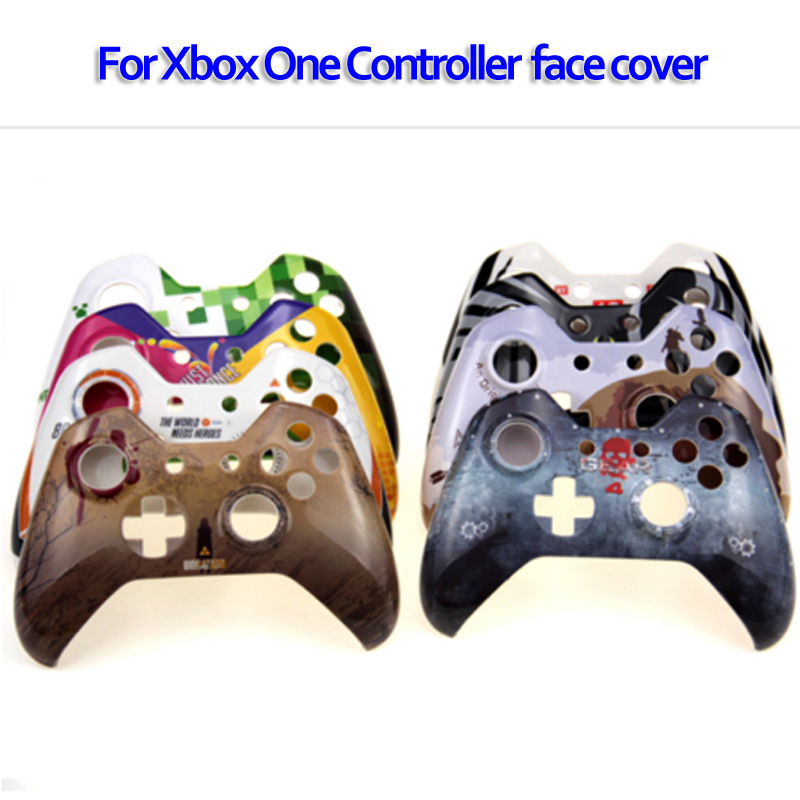 1pcs Controller Faceplate For Xboxone Xbox One Custom Wireless Controller Face Shell Parts