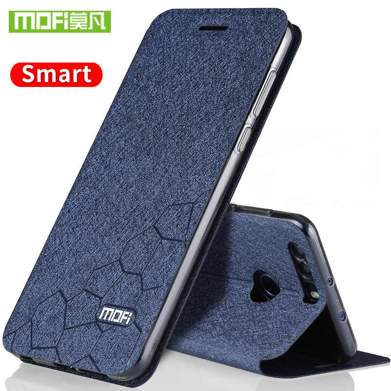 For Huawei Honor 8 Lite case for huawei honor 8 case p8 lite 2017 case cover Silicone flip leather 360 protector original mofi