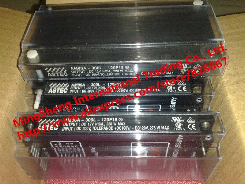 цена на Original import hot spot AM80A-300L-120F18 DC-DC 300V to 12V 220W quality assurance