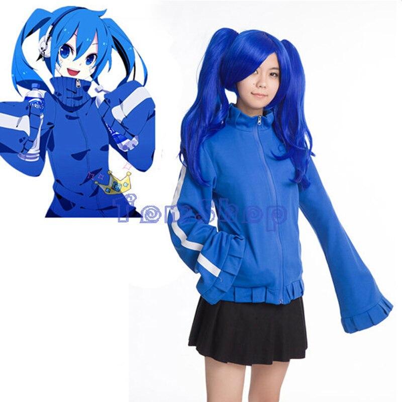 Anime Characters Jacket : Anime kagerou project mekakucity actors ene takane enomoto
