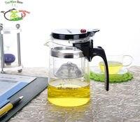 1x kamjove耐熱ガラス便利ティーポットティーカップ500ミリリットル/16.9fl.oz-tp760中国カンフー茶ポットofiice茶カップ