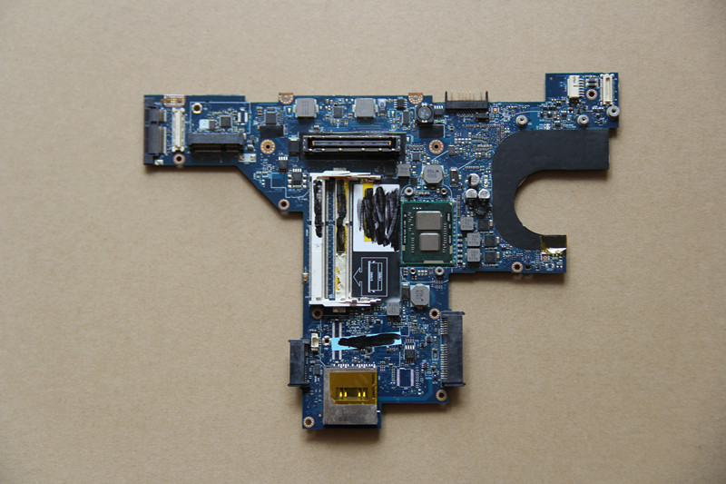NAL60 LA-5691P For DELL Latitude E4310 Laptop motherboard with I5-520M CPU Onboard DDR3 fully tested work perfect цена