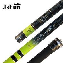 Buy online 8M-12M Telescopic Carbon Fiber Fishing Rod Hand Feeder Rods Taiwan Fishing-pole-telescopic Carp Fishing Rod 10 m Olta FG68