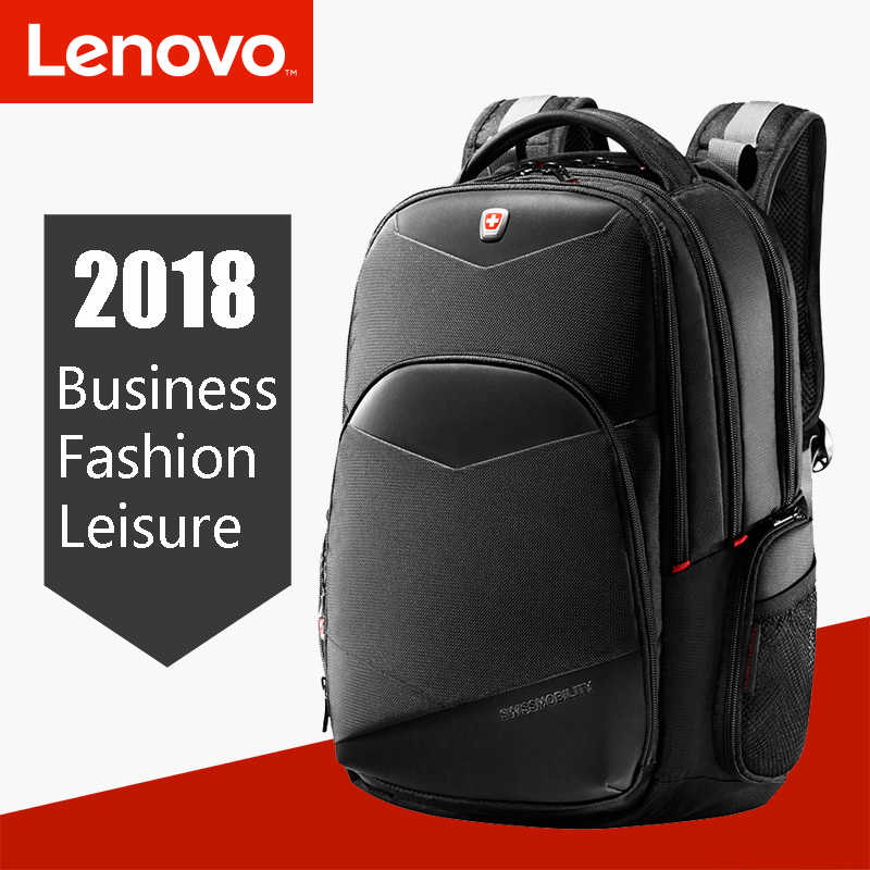 Original Lenovo Swissmobility MT-5847 laptop bag business fashion leisure  series for 15.6-inch de1a92145c9ae