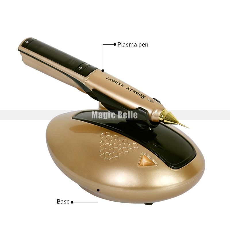 Stylo portatif multifonctionnel d'ascenseur de plasma pour l'enlèvement de taupes/stylo de laser d'anti ride d'aiguille de beauté de taches
