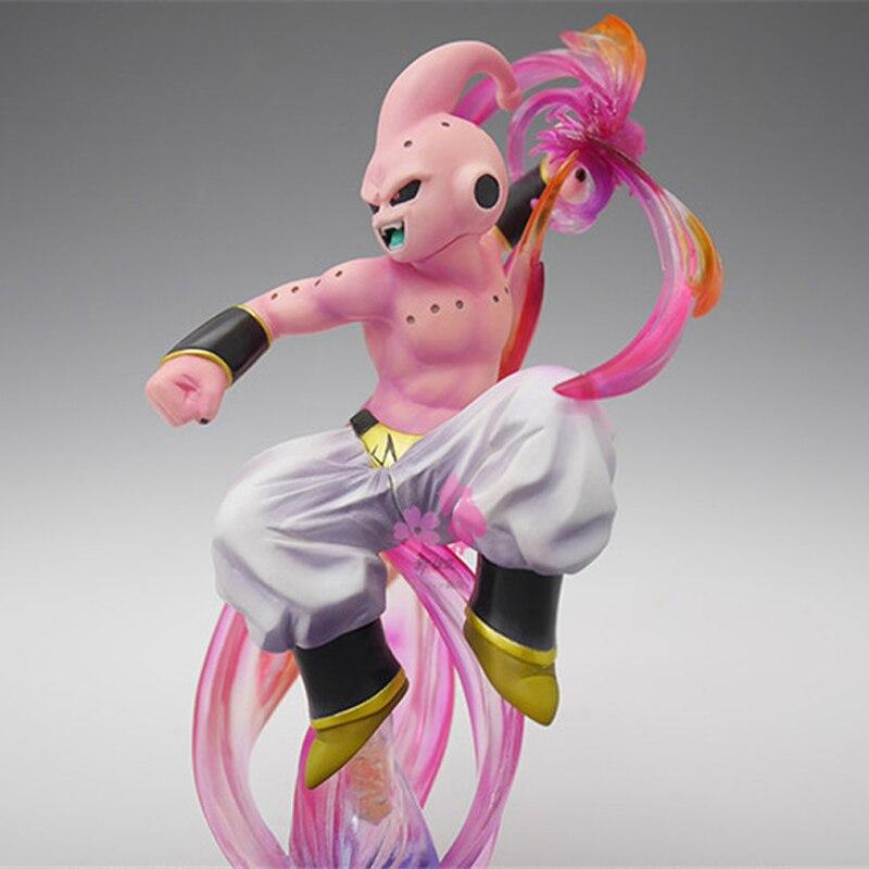 Dragon Ball Z Action Figure Majin Buu Figuarts ZERO PVC Figure Super Saiyan 3 Model Toy 16cm Anime Dragonball Z Toys Figuras DBZ