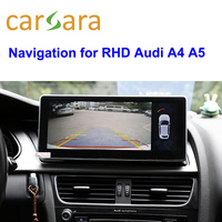 2G RAM 16G ROM Car GPS Player For Right Hand Drive Audi A4 A5 S4 S5 2005 2006 2007 2008 2009 2010 2011 2012 2013 2014 2015 2016