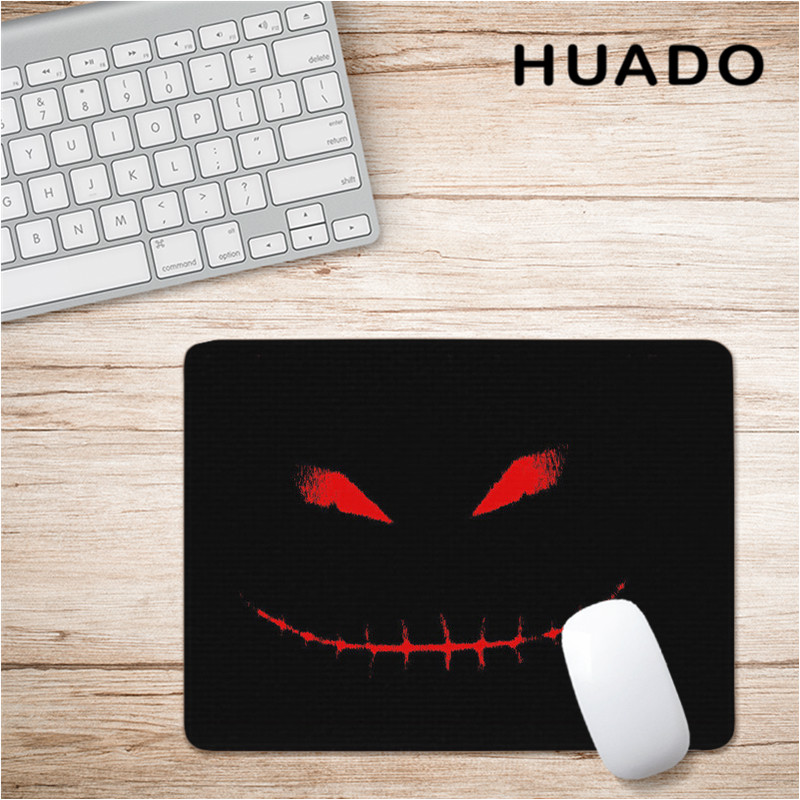 Black Gaming Mouse Pad 35 26cm Mouse Mat For Gamer S Size