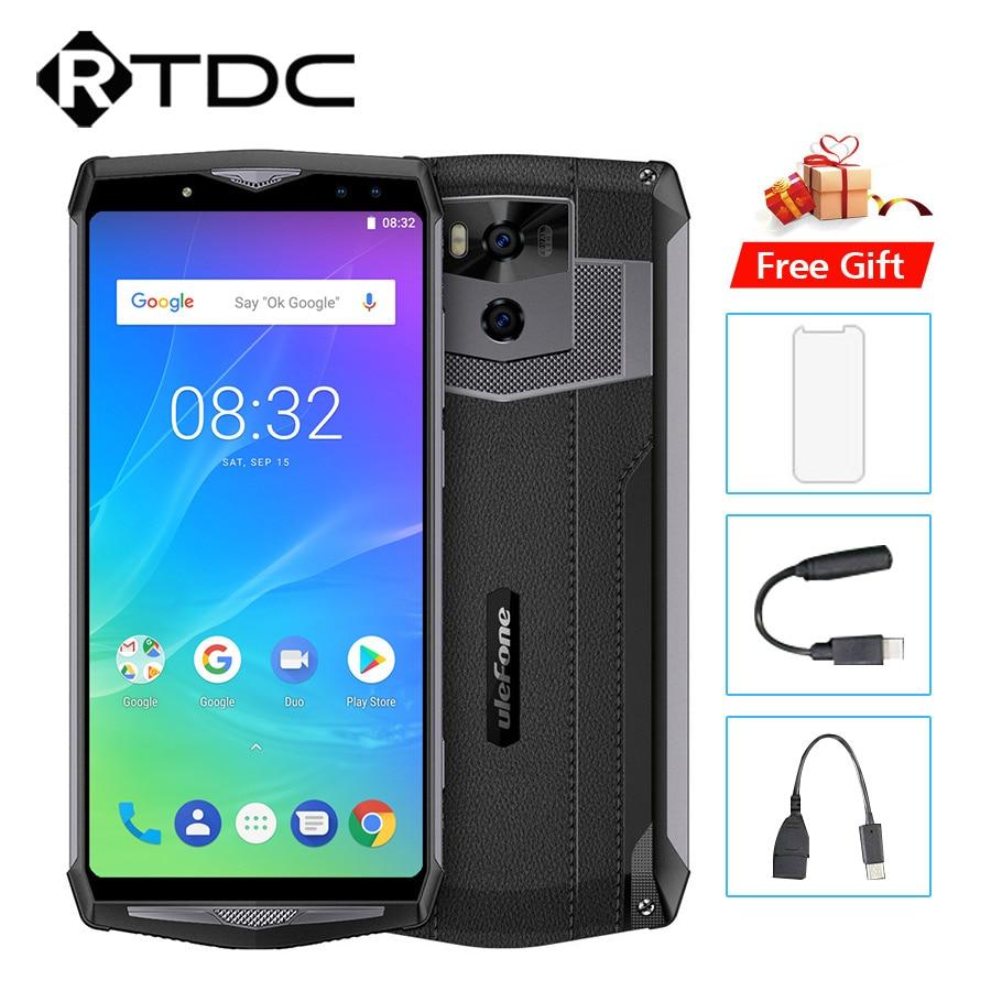 Ulefone Power 5S 13000mAh 4G Smartphone 6 0