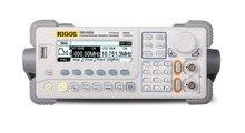 RIGOL DG1022U generador de funciones de forma de onda arbitraria, 25MHZ, 2 canales de salida, 5 formas de onda estándar