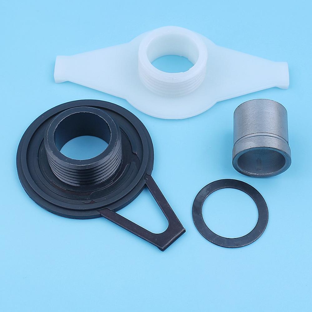 Oil Oiler Pump Worm Gear Wheel Sleeve For Husqvarna 385 390 385XP 390XP 365 372 371 362 570 575 576 Chainsaw Spare Part