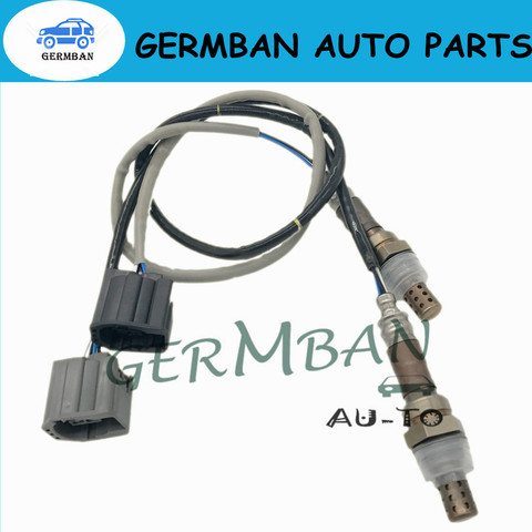 2 conjuntos dianteiro traseiro sensor de oxigenio z601 18 861 z602 18 862 z601 18