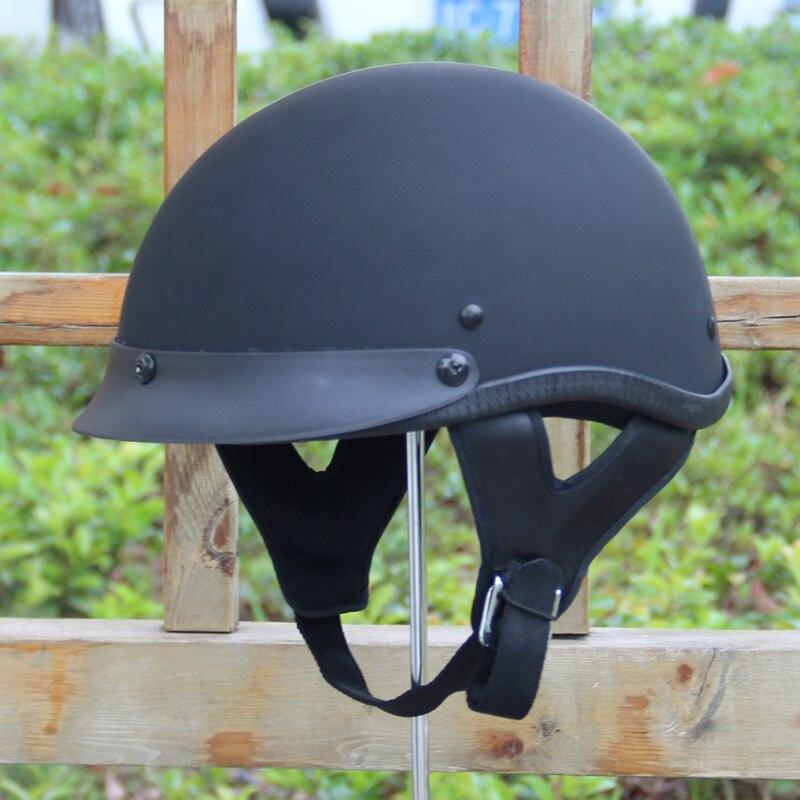Dot casco moto epoca per harley aperti del fronte retro caschi moto motociclo restore ancient ways open face helmet