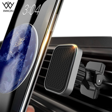 XMXCZKJ Universal Magnetic Phone Holder For Xiaomi Huawei GPS Air Vent Mount Magnet Cell Stand iPhone 7 Samsung