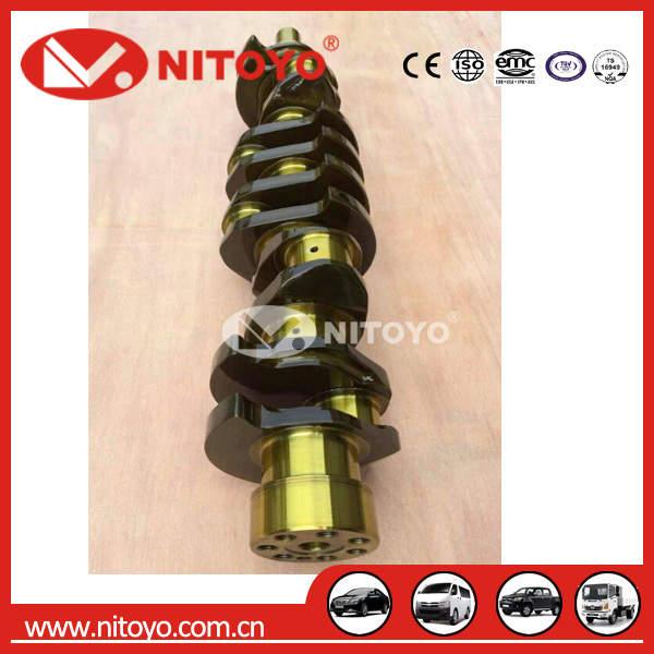 TD42 Billet Crankshaft 102mm Stroke-in Crank Mechanism from