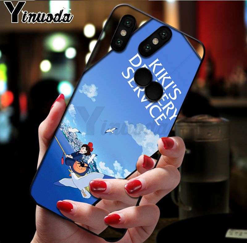 Ynuoda The Hunger Games Movie Logo Novelty Fundas Phone Case Cover For Xiaomi Mi 8 Se 6 Note3 Redmi 5 5plus Note 5 Case Coque Half-wrapped Case