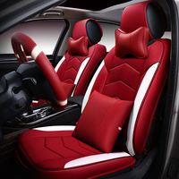 6D сиденья, Старший кожаный, спортивный автомобиль стиль, автомобиль Стайлинг, универсальный сиденье Подушки для Lexus, rx, es, ct, GX и т. д. внедорож