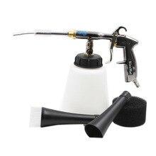 Z 020 boa qualidade de alta pressão aço inoxidável bearring tubo tornado arma para lavagem carro/casa fogger spray desinfecção