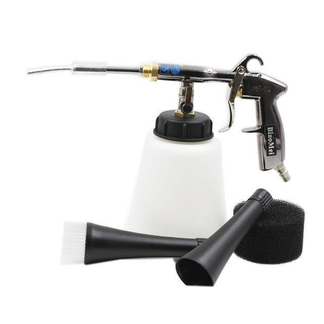 Z 020 gute qualität hochdruck edelstahl bearring rohr tornado pistole für auto waschen Auto/home fogger Spray desinfektion