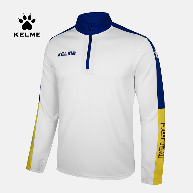 KELME Men s Lifestyle Running Soccer Basketball Sports Trainning Hooded Sweater Male Exercise Sportswear 3881331