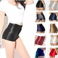 high waist shorts AA fluorescent sexy shorts hip nightclub Slim hip fashion girl must have! women