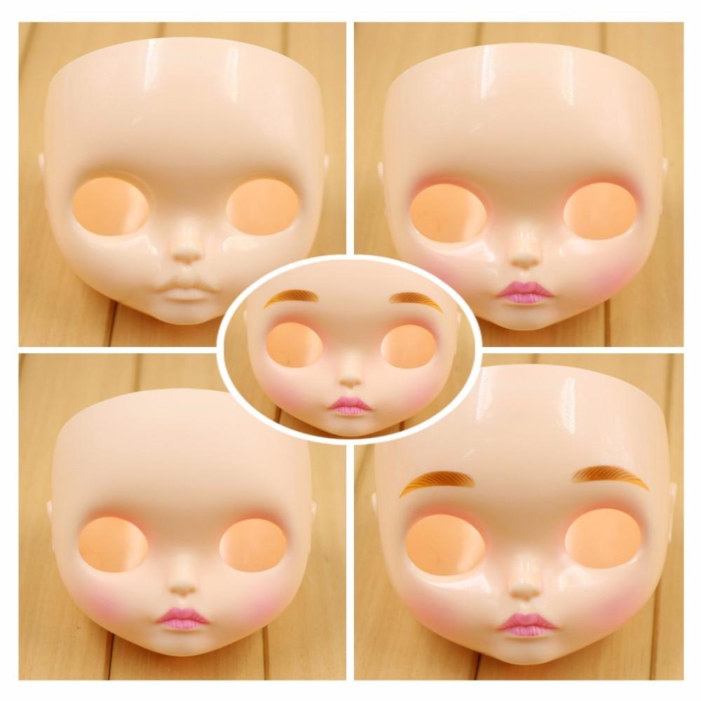 Кукла Fortune Days Blyth, Новая пластина с задней пластиной и винтами, много видов стилей, матовое лицо, губы вырезанные, брови