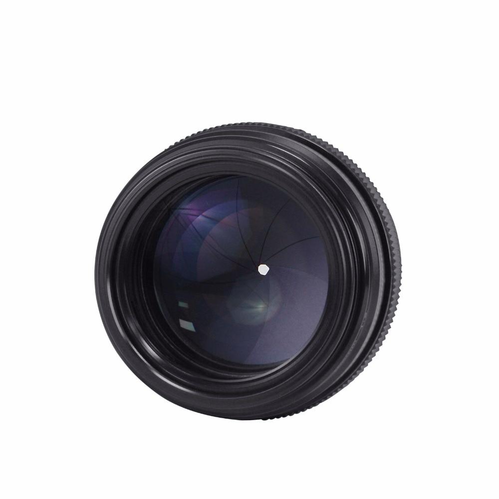 Yongnuo 100 MM F2 objectif grande ouverture AF/MF moyen téléobjectif Len YN100mm pour Nikon D7200 D7100 D7000 D5600