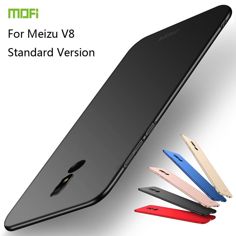 MOFi Phone Cases For Meizu V8 Standard Version Case Cover PC Back Cover For Meizu V8 Standard Version