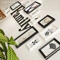 Massivholz Moderne Große Bild Rahmen Große Größe Holz Brief